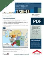 CMHC Rental Report