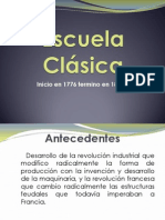 Escuela Clásica (2)
