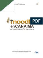 Instalacion Moodle en Canaima v1.0