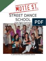 Dance School Applications 2011