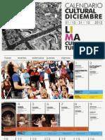 Agenda Diciembre Lima Cultura