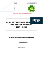 Plan Estategico 2007-2021 Actualizado