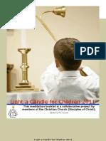 Light a Candle for Children Meditation Booklet (2011)