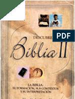 Edesio Sánchez Cetina ed. DESCUBRE LA BIBLIA 2