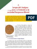 T1. El Antiguo Regimen
