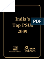 A report on Indian PSUs -2009