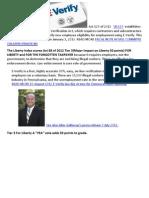 Liberty Index 2012 Act 127 E-Verity