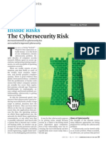 The Cybersecurity Risk