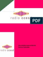 Presentacion Radio CCESD - ACERCA Honduras