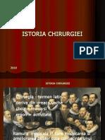1 ISTORIA CHRURGIEI