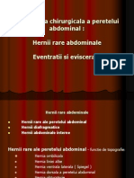14.Semilogia Chirurgicala a Peretelui Abdominal