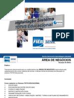 Treinamento TOTVS Educacional
