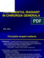 34.Iradierea in Chirurgie