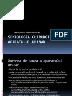 28972108 Semiologia Chirurgicala a Aparatului Urinar