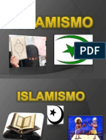 EXPOSICIÓN ISLAMISMO