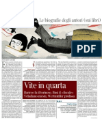 Le Biografie Degli Autori (Sui Libri) Di Edoardo Camurri - La Lettura 25.11.2012