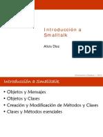 Introducción a Smalltalk clase1