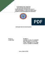 Informe Enfoque de Flujo de Datos