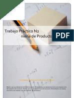 Trabajo Práctico - Departamento Ing. de producto