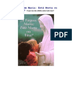 A Virgem Maria Esta Morta Ou Viva - Danny Viera