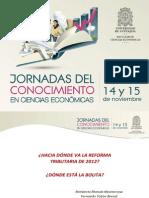 Hacia Donde Va La Reforma Tributaria