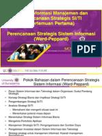 M1-Perencanaan Strategis dari Sistem Informasi - Ward Peppard 2.pptx
