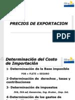4 Precios FOB Políticas de Fijación de Precios ENAPRO