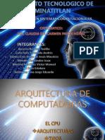 El CPU Diapositivas Finales