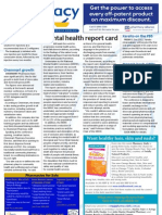 Pharmacy Daily for Wed 28 Nov 2012 - Mental Health report card, Xarelto, Chemmart growth, Health and Beauty and much more...