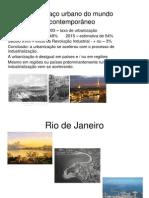 oespaourbanodomundocontemporneo-090720100118-phpapp01