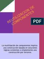 Reutilizacion de Componentes