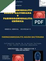 2- FARINGOAMIGDALITIS  AGUDA-BACTERIANA