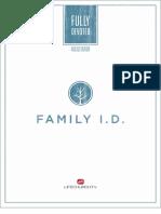 FAMILY ID Facilitator