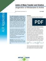 Fundamentals of Masstransferandkineticshydrogenation