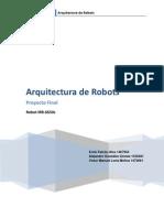 Arqui Robots Reporte Completo Final