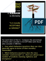 Notes on Morality
