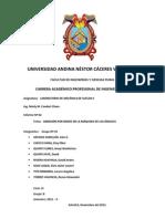 ENSAYO DE ABRASION POR MEDIO DE LA MÁQUINA DE LOS ÁNGELES