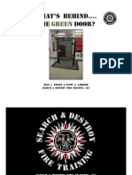 Green Door Conventional FE Door PDF