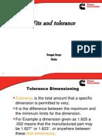 Fits & Tolerance