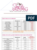 Simply Trading - Updated Price List (6-2011)