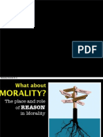 Morality lecture