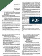 Due Process - Digests Tibay to Castellvi