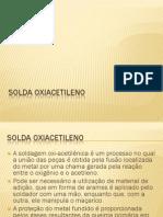 Solda+Oxiacetileno