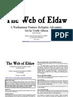Warhammer rpg 1st edition Web of Eldaw