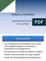 Asepsia y Antisepsia 2