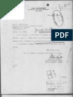 1920 FBI Files Economy