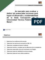 Estudio de Mercado Concepción