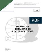 Manual de Límites Críticos en Seguridad Alimentaria