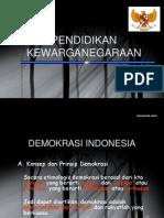 Bab v Demokrasi Indonesia
