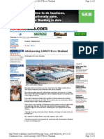 Aibel Moves 2000 FTE to Thailand